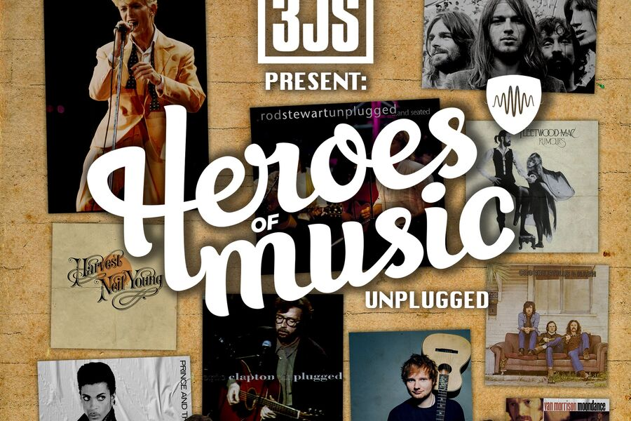 Heroes of music unplugged